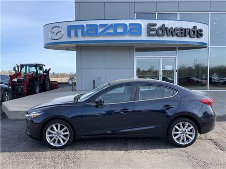 2018 Mazda Mazda3 GT (Stk: 22612) in Pembroke - Image 1 of 17