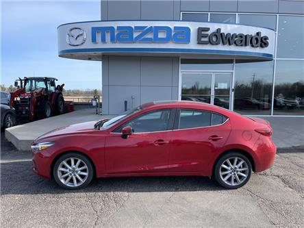 2018 Mazda Mazda3 GT (Stk: 22613) in Pembroke - Image 1 of 14