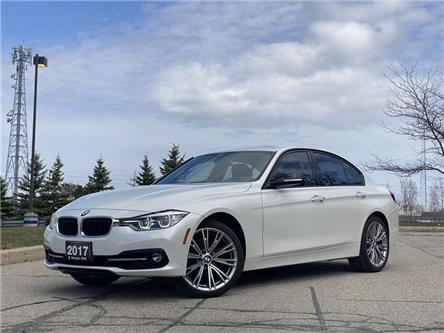 2017 BMW 330i xDrive (Stk: P1785) in Barrie - Image 1 of 16