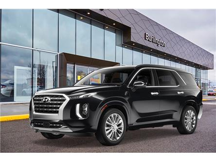 2021 Hyundai Palisade Ultimate Calligraphy w/Beige Interior (Stk: D2949) in Burlington - Image 1 of 3