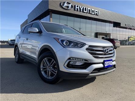 2018 Hyundai Santa Fe Sport 2.4 Premium (Stk: H2723) in Saskatoon - Image 1 of 23