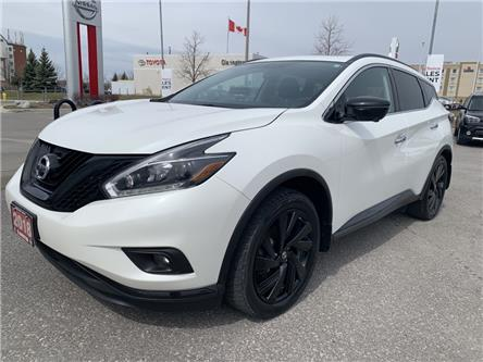 2018 Nissan Murano Midnight Edition (Stk: JN122749L) in Bowmanville - Image 1 of 16