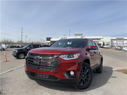 2021 Chevrolet Traverse RS (Stk: MJ186082) in Calgary - Image 1 of 27