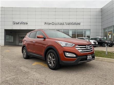 2016 Hyundai Santa Fe Sport 2.4 Luxury (Stk: 520042A) in Toronto - Image 1 of 16