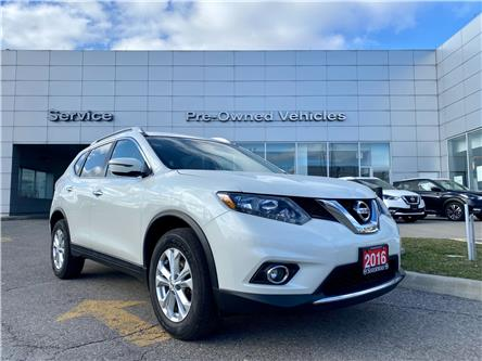 2016 Nissan Rogue SV (Stk: Y21073A) in Toronto - Image 1 of 15