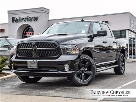 2021 RAM 1500 Classic Tradesman (Stk: MG335) in Burlington - Image 1 of 28