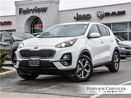 2021 Kia Sportage LX (Stk: U18488) in Burlington - Image 1 of 27