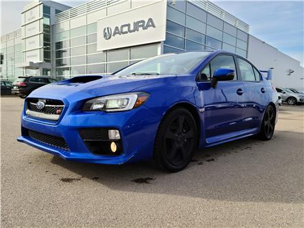 2016 Subaru WRX STI Sport Package (Stk: 50124B) in Saskatoon - Image 1 of 19