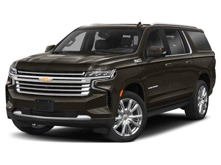 2021 Chevrolet Suburban High Country (Stk: MR295340) in Cranbrook - Image 1 of 9