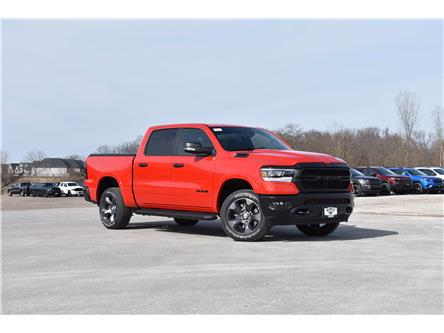 2021 RAM 1500 Big Horn (Stk: 21365) in London - Image 1 of 25