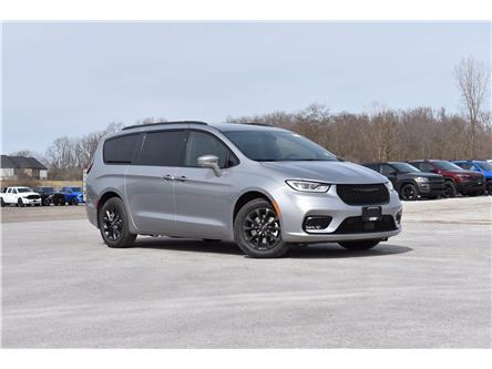 2021 Chrysler Pacifica Touring-L (Stk: 21369) in London - Image 1 of 21