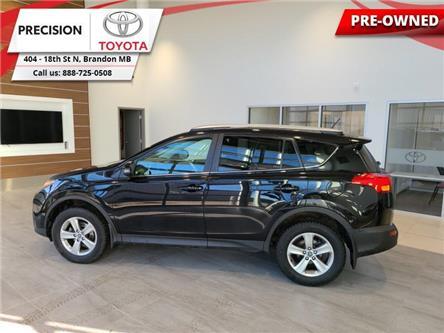 2015 Toyota RAV4 XLE (Stk: 211681) in Brandon - Image 1 of 26