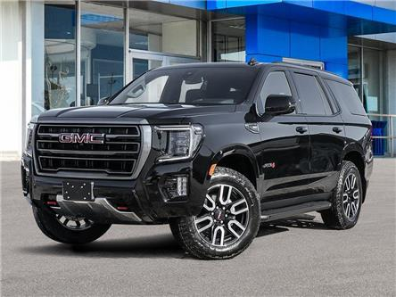 2021 GMC Yukon AT4 (Stk: M299) in Chatham - Image 1 of 23
