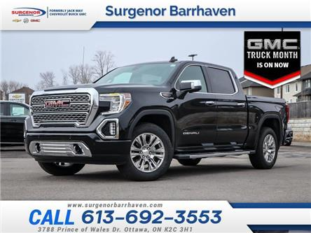 2021 GMC Sierra 1500 Denali (Stk: 210408) in Ottawa - Image 1 of 19