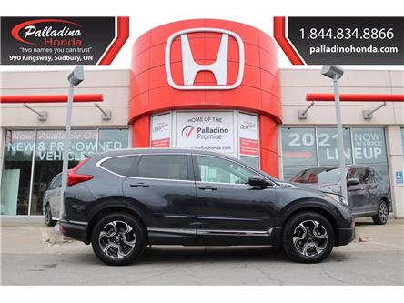 2019 Honda CR-V Touring (Stk: U9948) in Sudbury - Image 1 of 37