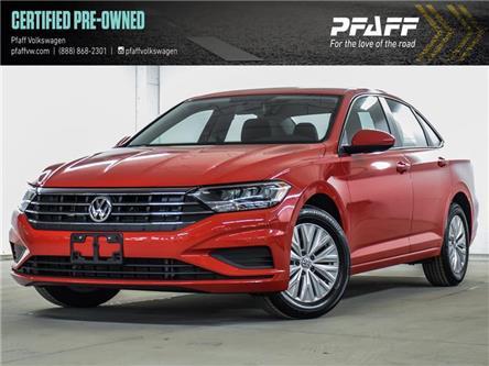 2019 Volkswagen Jetta 1.4 TSI Comfortline (Stk: 20214) in Newmarket - Image 1 of 21