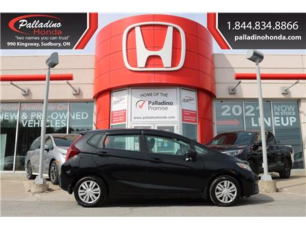 2017 Honda Fit LX (Stk: U9951) in Greater Sudbury - Image 1 of 33