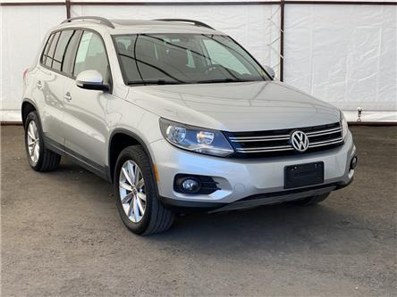 2017 Volkswagen Tiguan Wolfsburg Edition (Stk: 17433A) in Thunder Bay - Image 1 of 19