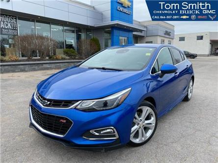 2017 Chevrolet Cruze Hatch Premier Auto (Stk: 210292B) in Midland - Image 1 of 20