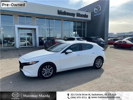 2019 Mazda Mazda3 Sport GS (Stk: M21155A) in Saskatoon - Image 1 of 10
