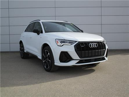 2021 Audi Q3 45 Progressiv (Stk: 210137) in Regina - Image 1 of 21