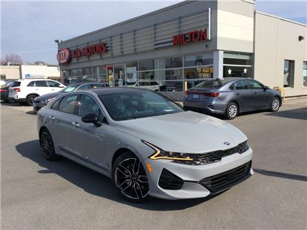 2021 Kia K5 GT (Stk: 067500) in Milton - Image 1 of 13