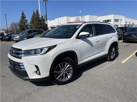 2019 Toyota Highlander XLE (Stk: 60245A) in Ottawa - Image 1 of 15