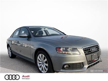 2010 Audi A4 2.0T (Stk: 20606A) in Windsor - Image 1 of 26