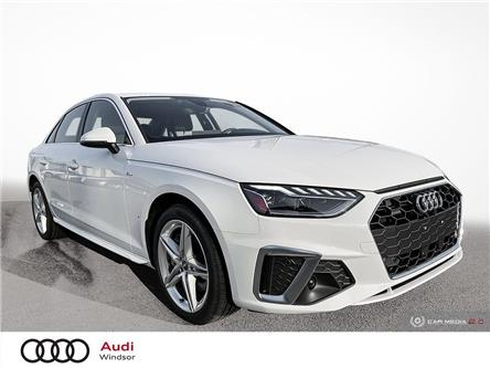 2020 Audi A4 2.0T Progressiv (Stk: 20613) in Windsor - Image 1 of 29