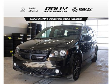 2018 Dodge Grand Caravan GT (Stk: V1537) in Prince Albert - Image 1 of 17