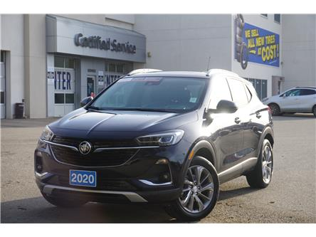 2020 Buick Encore GX Preferred (Stk: 21-172A) in Salmon Arm - Image 1 of 7