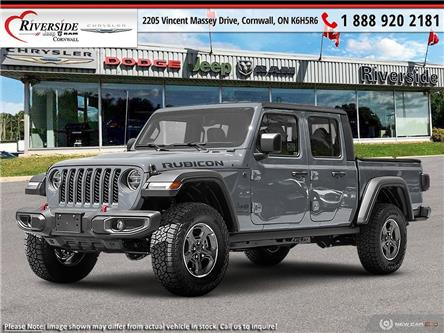 2021 Jeep Gladiator Rubicon (Stk: N21081) in Cornwall - Image 1 of 23