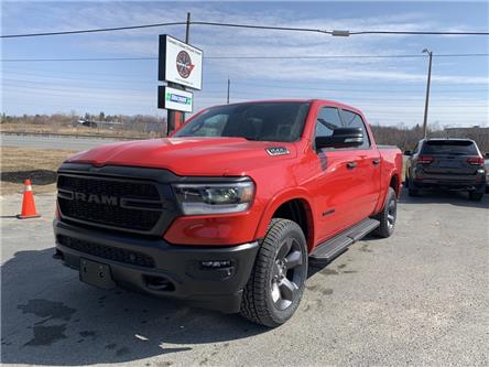 2021 RAM 1500 Big Horn (Stk: 6939) in Sudbury - Image 1 of 21