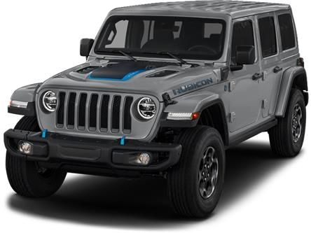 2021 Jeep Wrangler Unlimited 4xe Rubicon (Stk: ) in Sudbury - Image 1 of 2