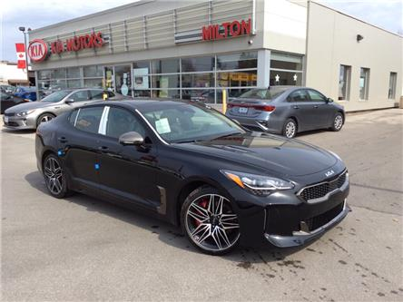 2022 Kia Stinger GT Elite w/Red Interior (Stk: 099670) in Milton - Image 1 of 12