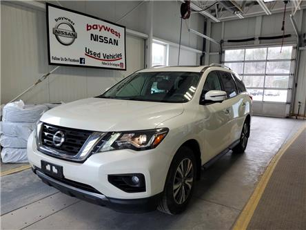 2017 Nissan Pathfinder SL (Stk: P0909) in Owen Sound - Image 1 of 21