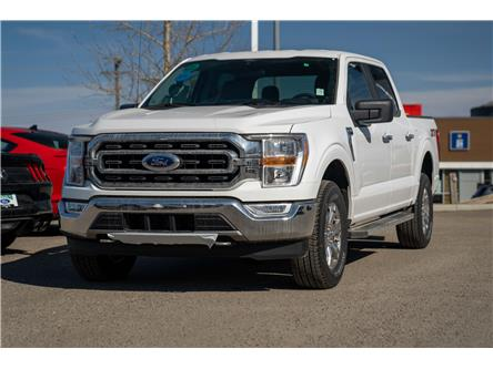 2021 Ford F-150 XLT (Stk: M-268) in Okotoks - Image 1 of 5