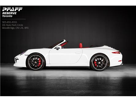 2013 Porsche 911 Carrera 4S (Stk: ) in Woodbridge - Image 1 of 18