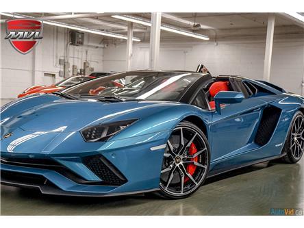 2019 Lamborghini Aventador S (Stk: ) in Oakville - Image 1 of 36