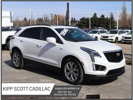 2021 Cadillac XT5 Sport (Stk: 14595) in Red Deer - Image 1 of 35