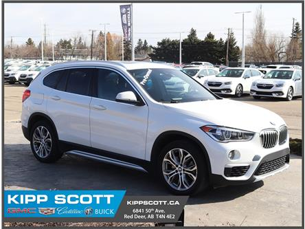 2019 BMW X1 xDrive28i (Stk: 35431V) in Red Deer - Image 1 of 32