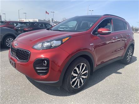 2018 Kia Sportage EX (Stk: MC686702A) in Bowmanville - Image 1 of 15