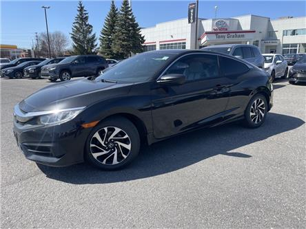 2016 Honda Civic LX (Stk: E8542) in Ottawa - Image 1 of 13