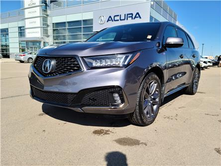 2019 Acura MDX A-Spec (Stk: A4401A) in Saskatoon - Image 1 of 20