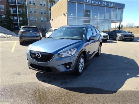 2015 Mazda CX-5 GS (Stk: N6516A) in Calgary - Image 1 of 21