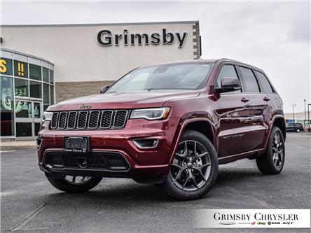 2021 Jeep Grand Cherokee Limited (Stk: N21175) in Grimsby - Image 1 of 30