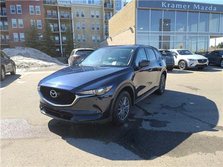2017 Mazda CX-5 GS (Stk: N6222A) in Calgary - Image 1 of 19