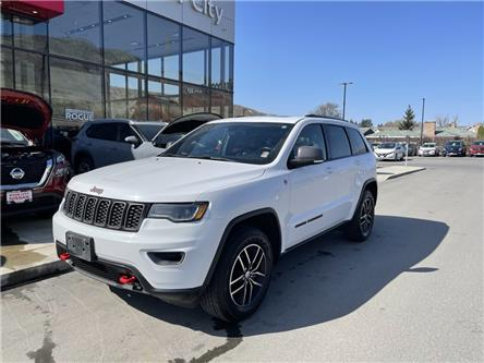 2018 Jeep Grand Cherokee Trailhawk (Stk: T21100B) in Kamloops - Image 1 of 28