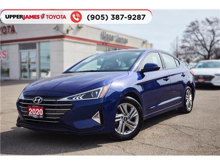 2020 Hyundai Elantra Preferred (Stk: 94326) in Hamilton - Image 1 of 22