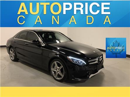 2017 Mercedes-Benz C-Class Base (Stk: W2991) in Mississauga - Image 1 of 26